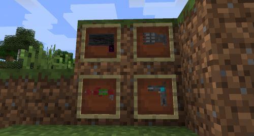 Rapid Guns для Minecraft 1.7.10