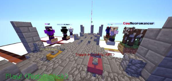 SlimeGrid для Minecraft 1.9.4