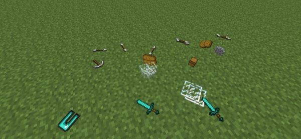Realistic Item Drops для Minecraft 1.9.4