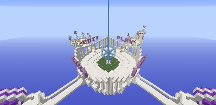 Tesseractus для Minecraft 1.9.4
