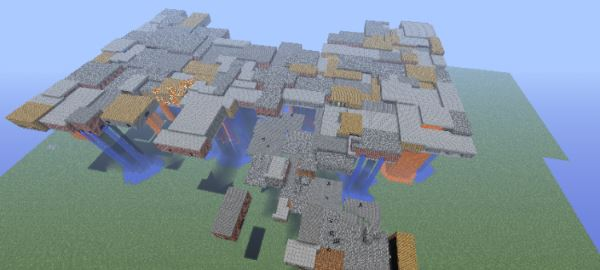 Doomlike Dungeons для Minecraft 1.9.4