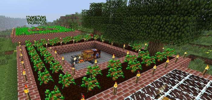 Forestry для Minecraft 1.9.4