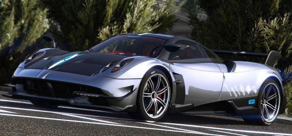 Pagani Huayra BC 2016 для GTA 5