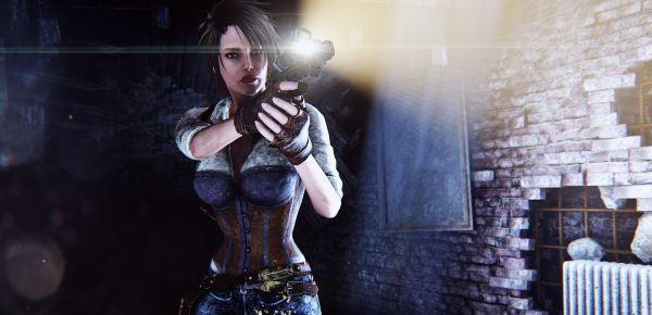 Evil Detective для Fallout 4