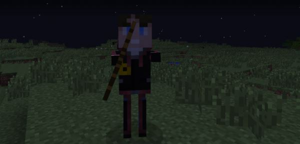 SkeletDimension для Minecraft 1.7.10