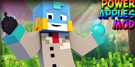 Power Apples для Minecraft 1.9
