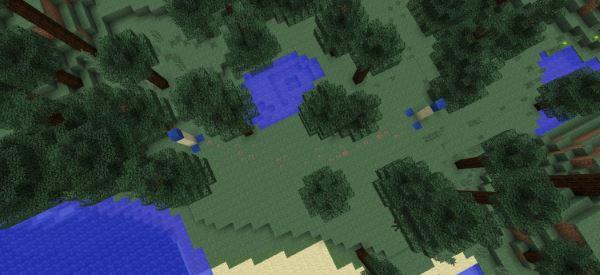 Footpaths для Minecraft 1.7.10