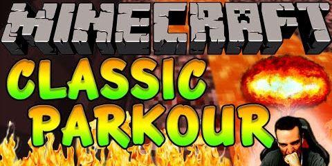 Classic Parkour для Minecraft 1.9.4