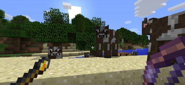 Torch Arrows для Minecraft 1.9.4