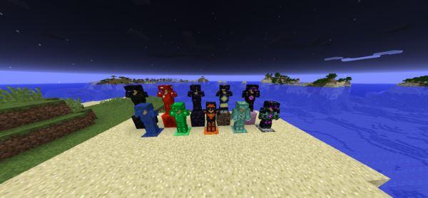 ArmorPlus для Minecraft 1.9.4