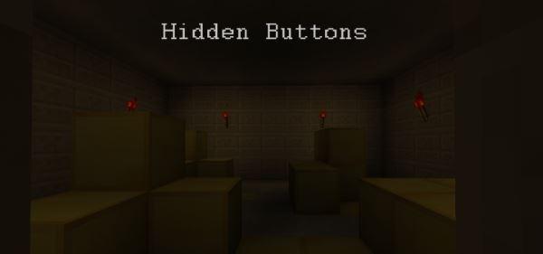 Hidden Buttons для Minecraft 1.9.4
