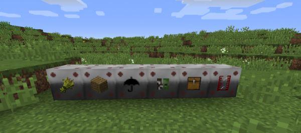 Detectors для Minecraft 1.9.4