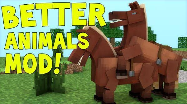Better Breeds для Minecraft 1.7.10