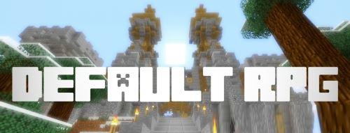 Default RPG для Minecraft 1.8.9