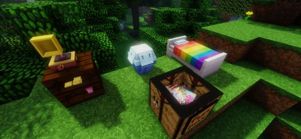 The My Little Pony Model Pack для Minecraft 1.8.1