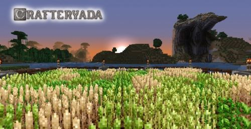 Crafteryada для Minecraft 1.8.1