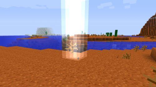 Lightning Stick для Minecraft 1.7.10