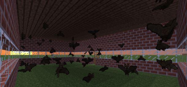 Pet Bat для Minecraft 1.8