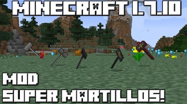 The Lost Weapons для Minecraft 1.7.10