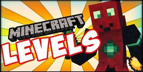 Levels для Minecraft 1.9.4