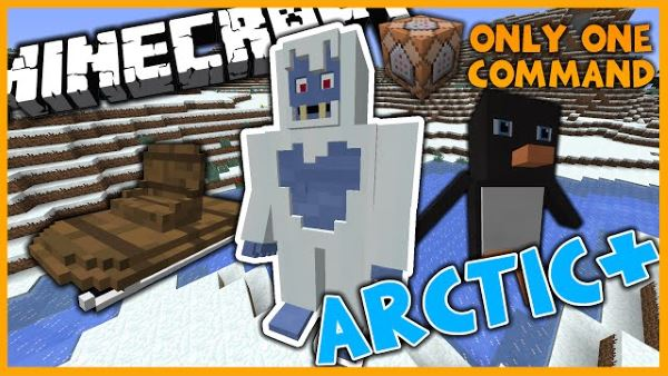 Arctic+ 1.10 для Minecraft