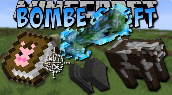 BasseBombeCraft для Minecraft 1.8