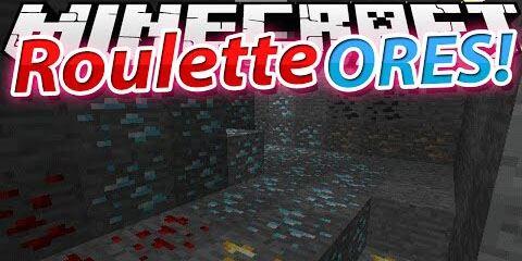 Roulette Ores для Minecraft 1.9.4