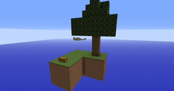 Skyblock X2 для Minecraft 1.8