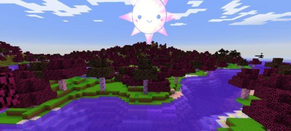 Kawaii World для Minecraft 1.8.9
