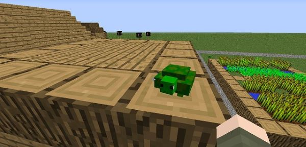 Turtle Gun для Minecraft 1.8