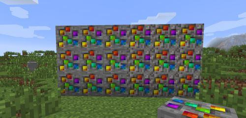 Randomite для Minecraft 1.7.10