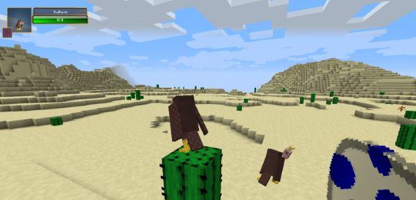 Birds для Minecraft 1.8