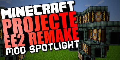 ProjectE для Minecraft 1.9.4