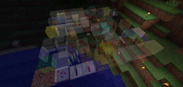 Schematica для Minecraft 1.9.4