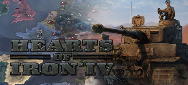 Патч для Hearts of Iron IV v 1.0