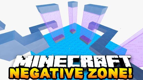 The Negative Zone для Minecraft 1.8.9