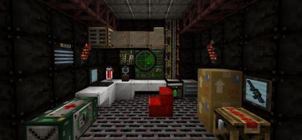 SpacePIG x16 для Minecraft 1.6.2