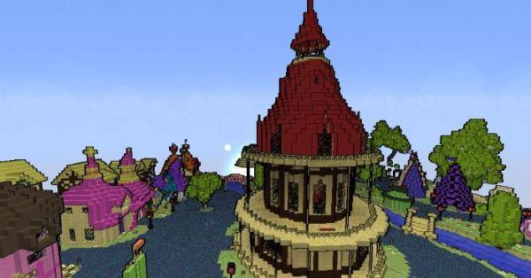 Ponycraft для Minecraft 1.6.4