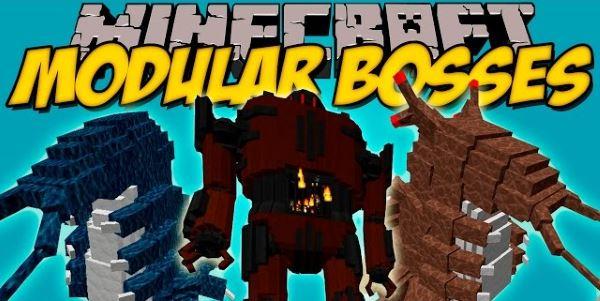 Modular Bosses ��� Minecraft 1.8