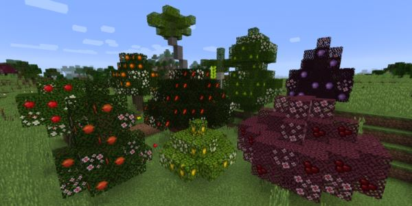 Terraqueous для Minecraft 1.9.4