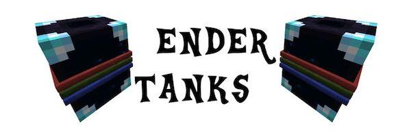Ender Tanks для Minecraft 1.9.4
