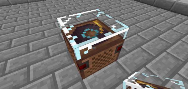 Sidben Redstone Jukebox для Minecraft 1.9