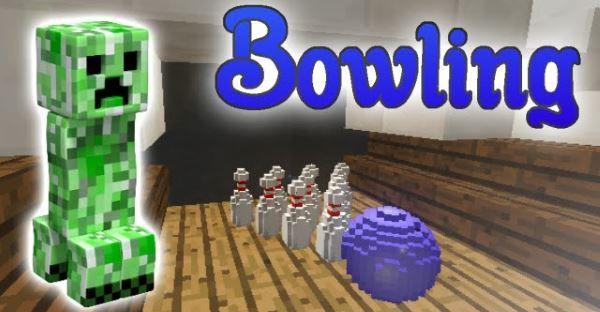 Bowling для Minecraft 1.8.9