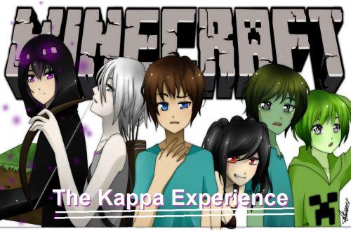 The Kappa Experience для Minecraft 1.8
