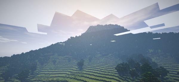 Island for ADV для Minecraft 1.8