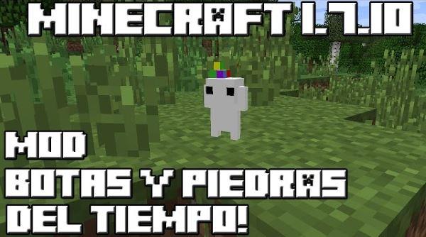 Little Party для Minecraft 1.7.10