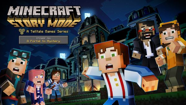 Кряк для Minecraft: Story Mode - Episode 6 v 1.0