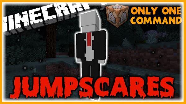 Jumpscares для Minecraft 1.10