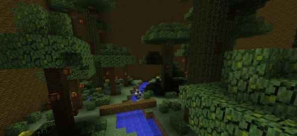 Hidden Buttons 3 для Minecraft 1.10