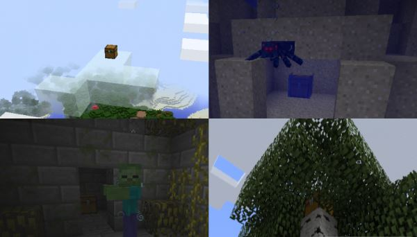 Inventory Pets для Minecraft 1.9